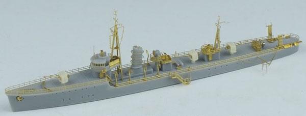 1/700 WW.II 日本海軍 第七号型掃海艇 レジンキット[シードホビー]《在庫切れ》