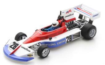 1/43 March 751 No.28 5th British GP 1975 Mark Donohue[スパーク]《在庫切れ》