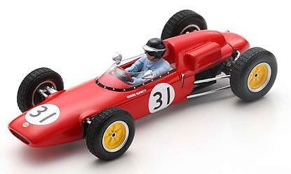 1/43 Lotus 21 No.31 Course de Cote d'Ollon-Villars 1962 Jim Clark[スパーク]《在庫切れ》
