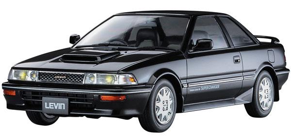 1/24 トヨタ カローラ レビン AE92 GT-Z後期型 プラモデル[ハセガワ]《発売済・在庫品》