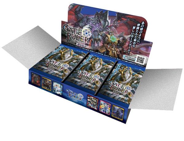 ゲートルーラー第2弾ブースター 邪神襲来 12BOX入りカートン[大遊]【同梱不可】【送料無料】《在庫切れ》