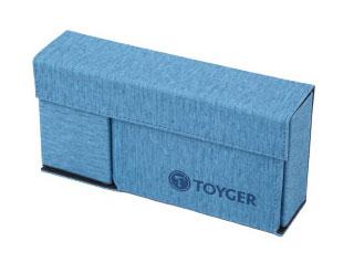 Deck Slimmer 折り畳み式デッキケース (ライトブルー)[TOYGER]《在庫切れ》