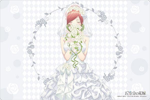 ブシロード ラバーマットコレクション Vol.868 『五等分の花嫁』花嫁ver.[ブシロード]《発売済・在庫品》