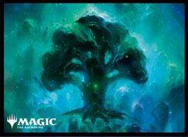 マジック:ザ・ギャザリング プレイヤーズカードスリーブ ニクス土地≪森≫(MTGS-155) パック[エンスカイ]《04月予約》