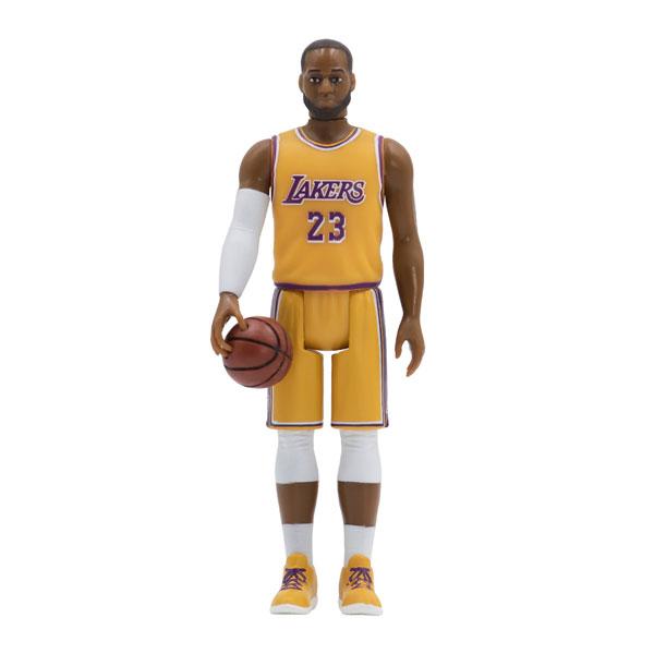 リ・アクション/ NBA wave 2: レブロン・ジェームズ(ロサンゼルス レイカーズ)[スーパー7]《在庫切れ》