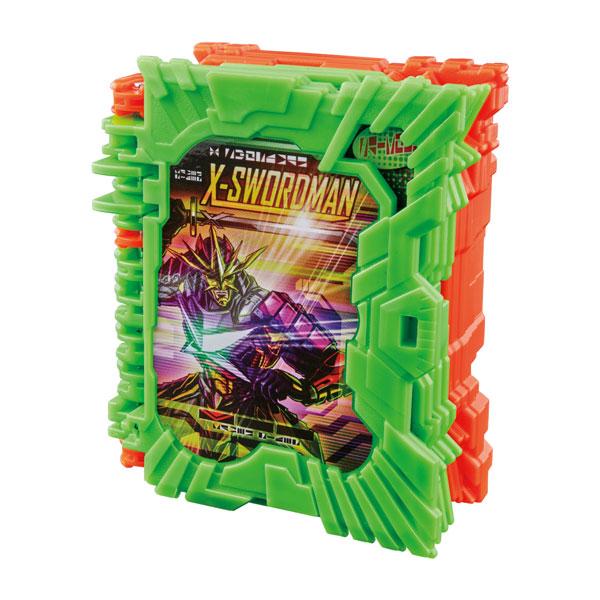 仮面ライダーセイバー DXエックスソードマンワンダーライドブック[バンダイ]《発売済・在庫品》
