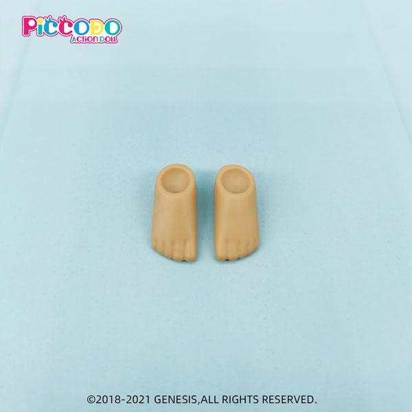 PICCODO PIC-F001T 交換用足 日焼け肌[GENESIS]《04月仮予約》