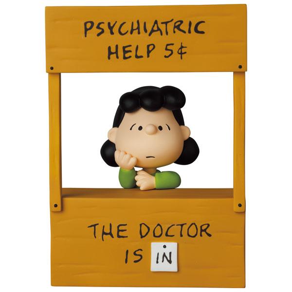 ウルトラディテールフィギュア No.619 UDF PEANUTS SERIES 12 PSYCHIATRIC HELP LUCY[メディコム・トイ]