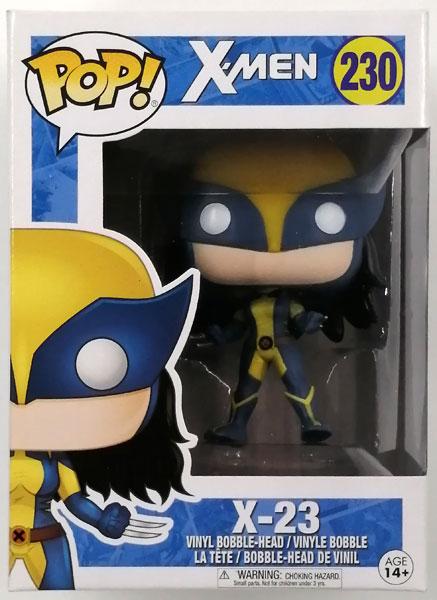 POP! MARVEL X-MEN X-23