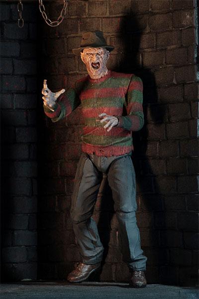 エルム街の悪夢2 フレディの復讐/ フレディ・クルーガー アルティメット 7インチ アクションフィギュア(再販)[ネカ]《在庫切れ》