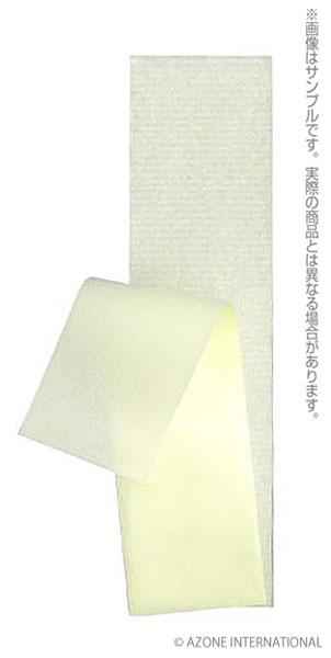 薄地マジックテープ 10cm ホワイト (ドール用)[アゾン]《在庫切れ》