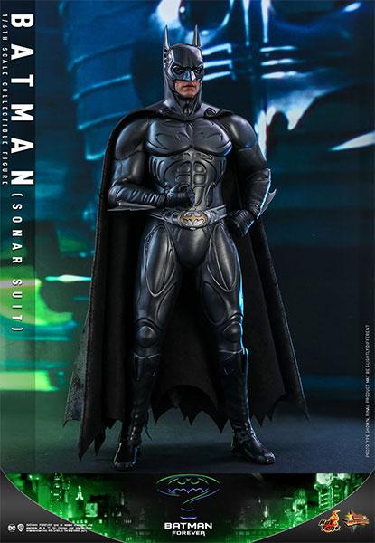 ムービー・マスターピース BATMAN FOREVER バットマン ソナースーツ版 延期前倒可能性大[ホットトイズ]【同梱不可】【送料無料】《09月仮予約》