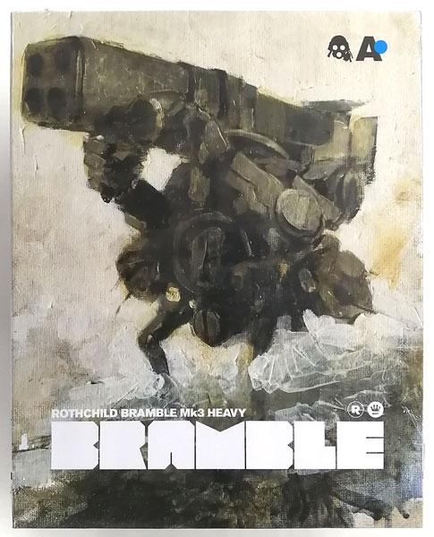 World War Robot ROTHCHILD BRAMBLE Mk3 HEAVY