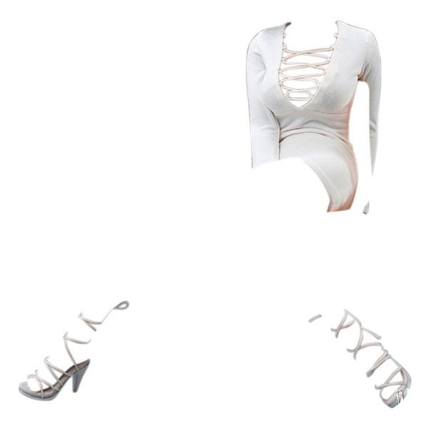 1/6 女性アウトフィット ファッションドレス セット A (ドール用)[Very Cool]《06月仮予約》
