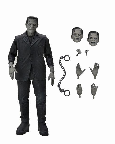 Frankenstein/ フランケンシュタイン モンスター アルティメット 7インチ アクションフィギュア[ネカ]《07月仮予約》