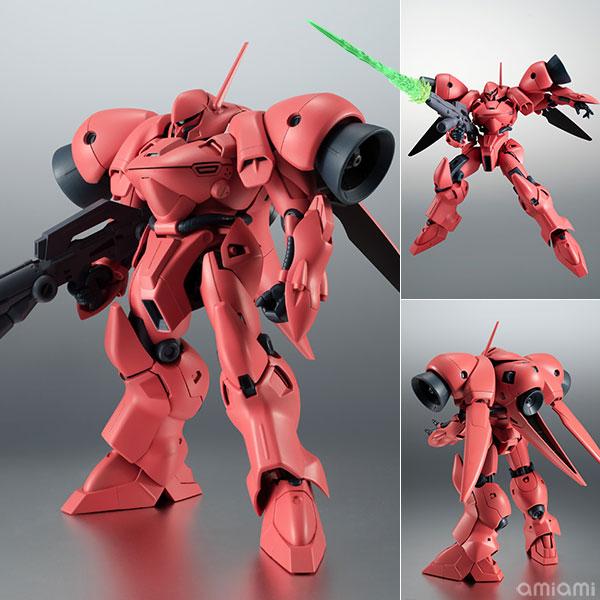 ROBOT魂 〈SIDE MS〉 AGX-04 ガーベラ・テトラ ver. A.N.I.M.E. 『機動戦士ガンダム0083 STARDUST MEMORY』[BANDAI SPIRITS]《07月予約》