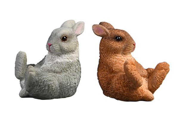 1/6 ピグミーウサギ セット A[JXKスタジオ]《在庫切れ》