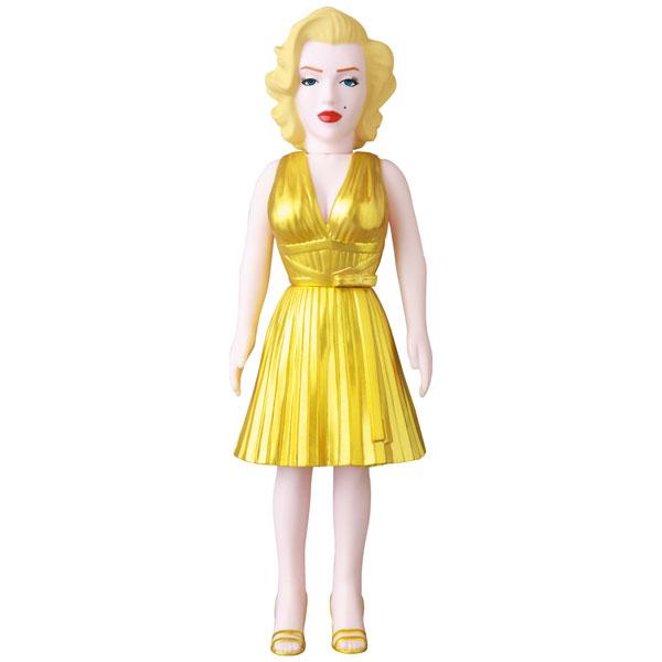 ヴァイナルコレクティブルドールズ No.367 VCD Marilyn Monroe GOLD Ver.[メディコム・トイ]《07月予約》