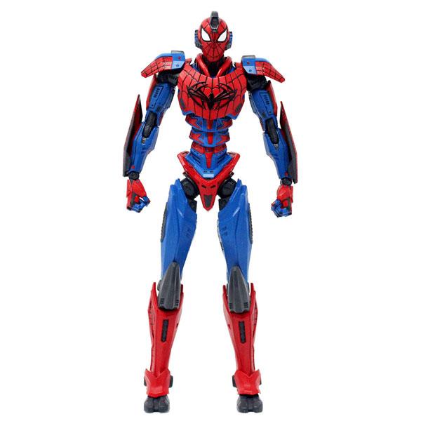 モンド・メカ『マーベル・コミック』アクションフィギュア #01 スパイダーマン・メカ[モンド]【送料無料】《08月仮予約》