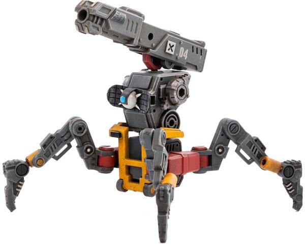 1/18 バトル フォー ザ スター X12 アタックサポート ロボット トラジェクトリー タイプ[JOYTOY]《06月仮予約》