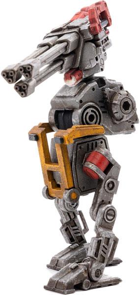 1/18 バトル フォー ザ スター X12 アタックサポート ロボット ファイヤパワー タイプ[JOYTOY]《06月仮予約》