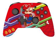 ワイヤレスホリパッド for Nintendo Switch スーパーマリオ エディション[ホリ]《発売済・在庫品》