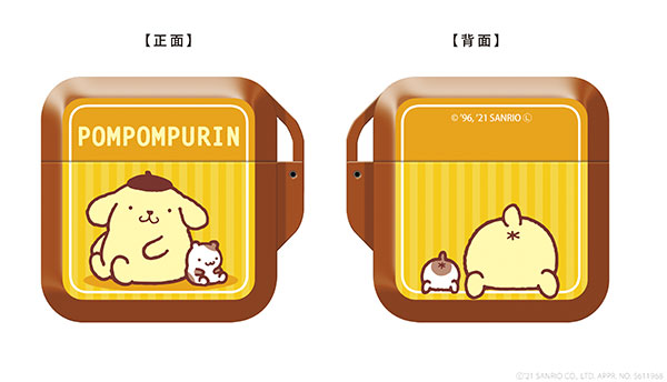 サンリオキャラクターズ カードポッドfor Nintendo Switch ポムポムプリン[キーズファクトリー]《発売済・在庫品》