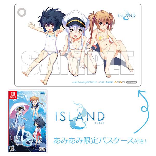 【あみあみ限定特典】Nintendo Switch ISLAND[プロトタイプ]《04月予約》