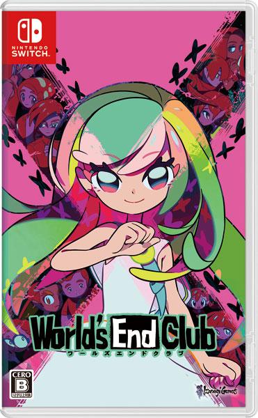 【特典】Nintendo Switch ワールズエンドクラブ[イザナギゲームズ]【送料無料】《05月予約》