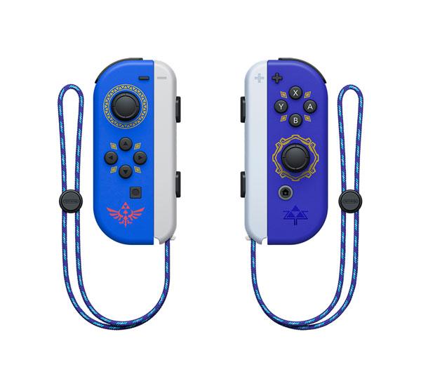 Nintendo Switch用 Joy-Con(L)/(R) ゼルダの伝説 スカイウォードソード エディション[任天堂]《07月予約》