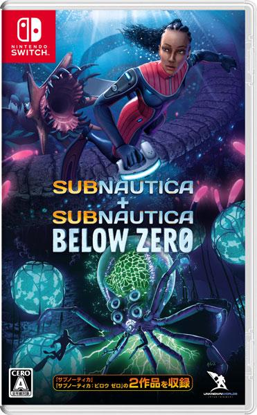 Nintendo Switch Subnautica + Subnautica Below Zero[バンダイナムコ]【送料無料】《在庫切れ》