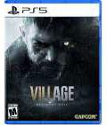 PS5 北米版 Resident Evil Village[カプコン]《在庫切れ》