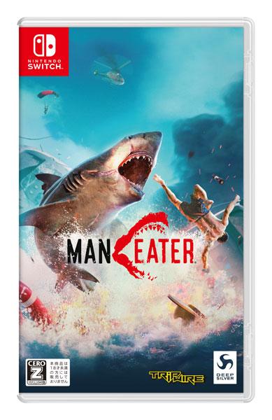 Nintendo Switch Maneater[Deep Silver]【送料無料】《05月予約》