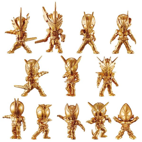 仮面ライダーゴールドフィギュア04 16個入りBOX (食玩)[バンダイ]《在庫切れ》
