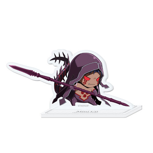 Fate/Grand Order バトルキャラ風アクリルスタンド エネミー/ミニクーちゃん[ディライトワークス]《在庫切れ》
