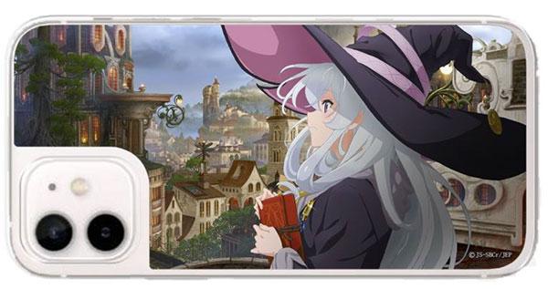 魔女の旅々 iPhone12 mini用ケース イレイナ2[キャラモード]《02月予約》