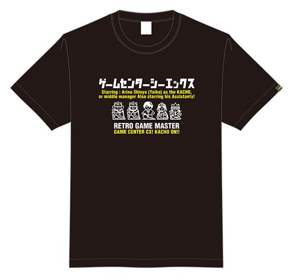 【限定販売】GCCX カタカナ Tシャツ XLサイズ[ガスコイン・カンパニー]《発売済・在庫品》