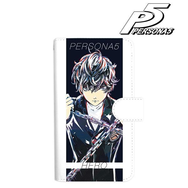 ペルソナ5 主人公 Ani-Art 手帳型スマホケース vol.2(Mサイズ)[アルマビアンカ]《在庫切れ》