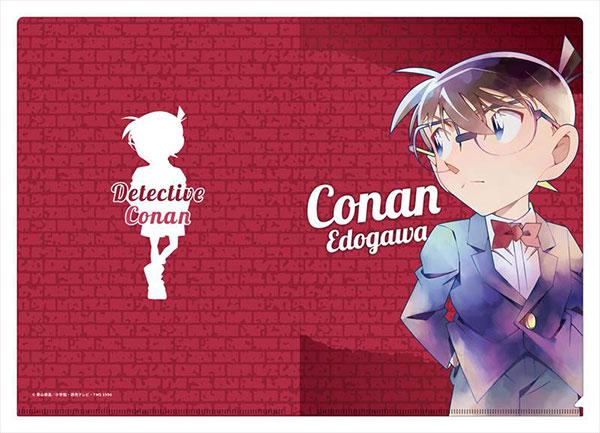 名探偵コナン クリアファイル PALE TONE series 江戸川コナン[コンテンツシード]《在庫切れ》