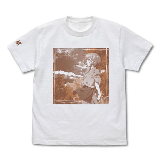 花咲くいろは はなさくいろは CD Tシャツ(L)[バンダイナムコアーツ]《在庫切れ》