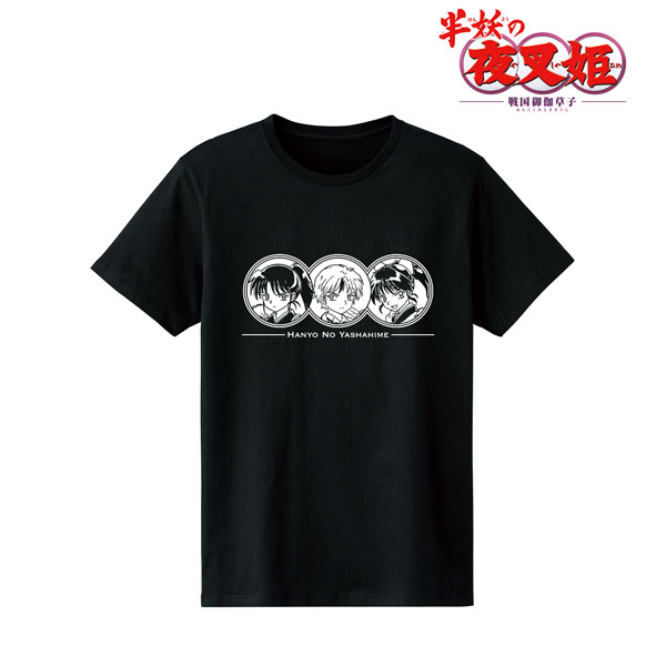 半妖の夜叉姫 Tシャツ メンズ M[アルマビアンカ]《06月予約》