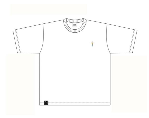 呪術廻戦 刺繍Tシャツ 五条悟[ムービック]《04月予約》