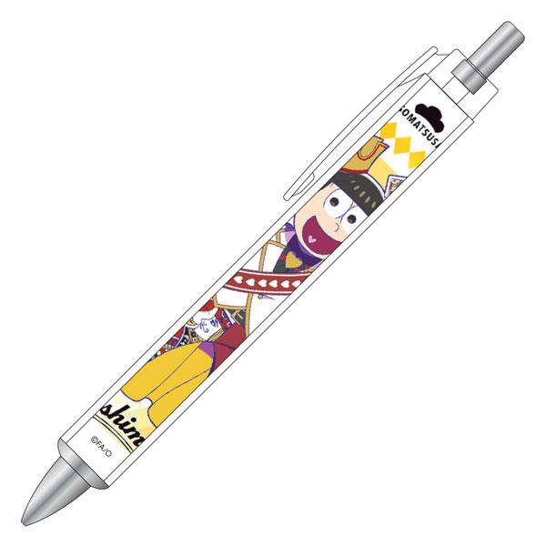 おそ松さん 太軸ボールペン 十四松 トランプ[クラックス]《在庫切れ》