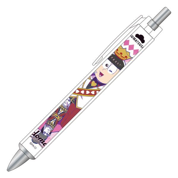 おそ松さん 太軸ボールペン トド松 トランプ[クラックス]《在庫切れ》