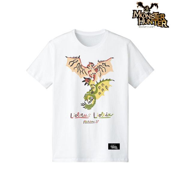 モンスターハンター PERSON'Sコラボ リオレウス&リオレイア Tシャツ レディース M[アルマビアンカ]《在庫切れ》