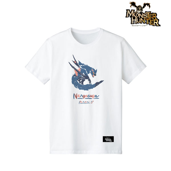 モンスターハンター PERSON'Sコラボ ナルガクルガ Tシャツ レディース XL[アルマビアンカ]《在庫切れ》