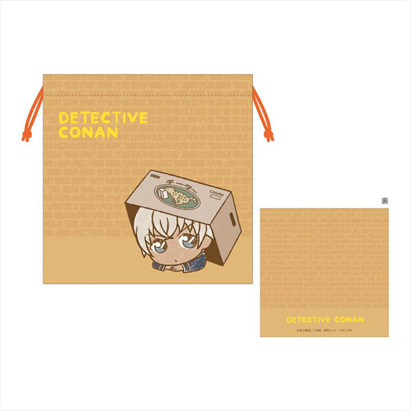 名探偵コナン 巾着袋 ついせきちゅう シーズン3 安室[アヴェンジャーズ]《在庫切れ》