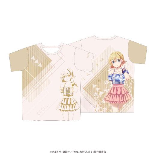 TVアニメ「彼女、お借りします」 フルグラフィックTシャツ 七海麻美[スターマイン]《発売済・在庫品》