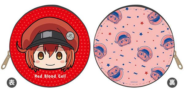はたらく細胞!! ちゅるキャラレザーケースA[赤血球][アズメーカー]《05月予約》