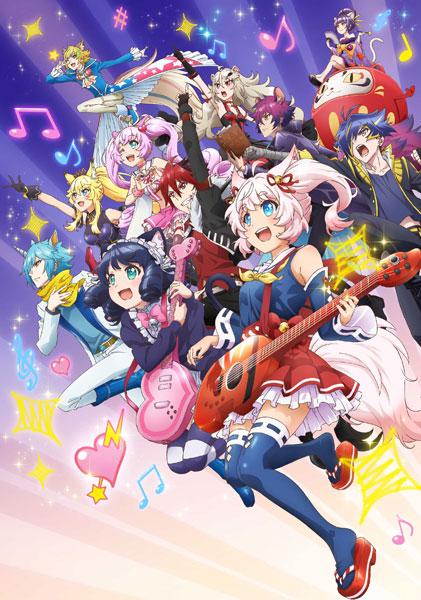 CD SHOW BY ROCK!!STARS!! / TVアニメ「SHOW BY ROCK!!STARS!!」挿入歌ミニアルバム Vol.2[ポニーキャニオン]《発売済・在庫品》